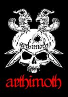 ArthimotH Meta Band - New Logo by tiptopland