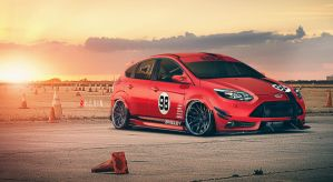 Ford Focus ST Shelby by tuninger