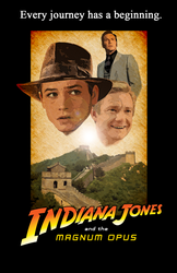 Indiana Jones and the Magnum Opus by Little--Broling