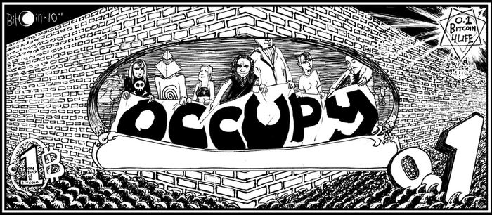 Occupy Bitcoin by geoffsebesta