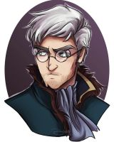 Percy - Critical Role by riku-gurl