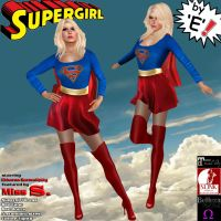 Miss Supergirl! by EthereaS