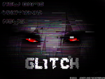 GLITCH TITLE SCREEN CONCEPT by jokerofAlice