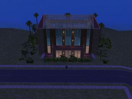 sims 2 house n. 11 p. 1 by PeaceInfinityStars