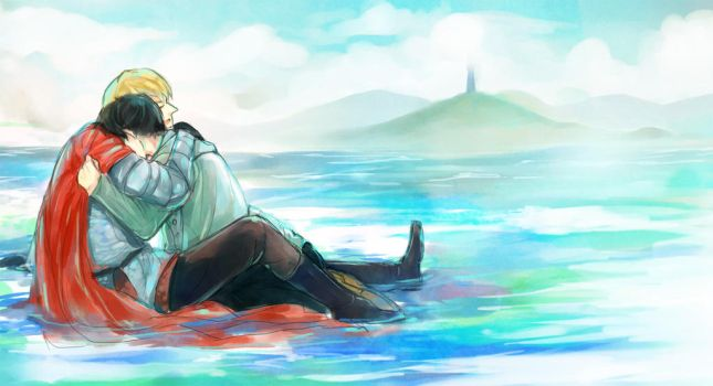 Merthur : come back to you by Zeiruin