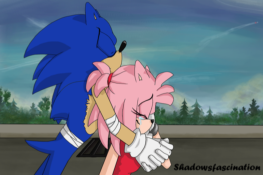 Waiting - Sonamy: I know by Shadowsfascination