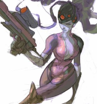 Widowmaker! by Ramonn90