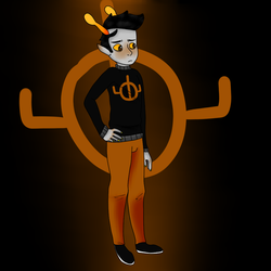 His Horns Look like Spoons by thatgeminioverthere