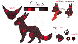 Adonis (description) by Bolting-Style