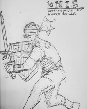 10 Nation Integrated Swordsports by MArchCO