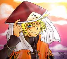 Your Future Hokage by Numbuh-9