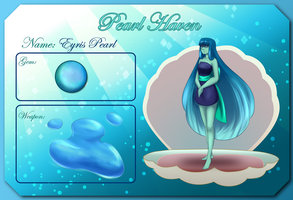 Eyris Pearl - Pearl Haven by spacefrostybite