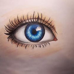 Eye see by Zilfana-9