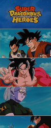 Super Dragon Ball Heroes by salvamakoto