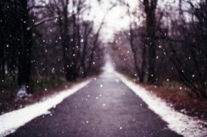 Snow walk by V1carious