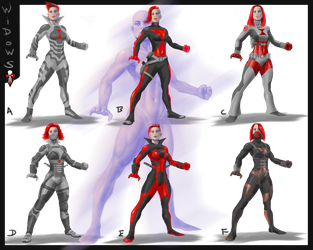 Black Widow Concepts by TTWorX