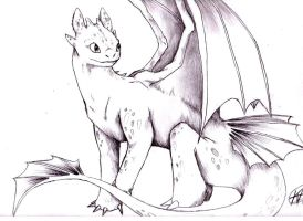 Toothless by Conwant