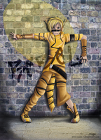Electabuzz -Gijinka- by Shes-t