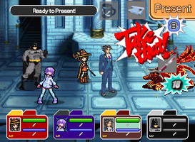 Project Cross: Z - Phoenix Wright's attack by NickTheGamemaster