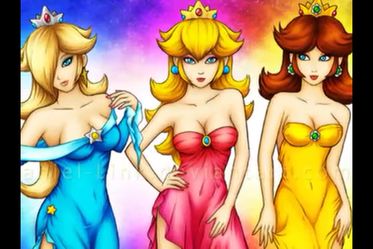 The Three Princesses by JMillz847