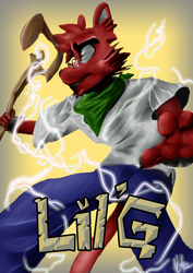 LilG super paint by Ngeohp