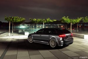 20130920 Audi Rs3 Steiberger 003 M by mystic-darkness