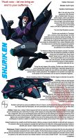 Shuriken bio by fourth-heir