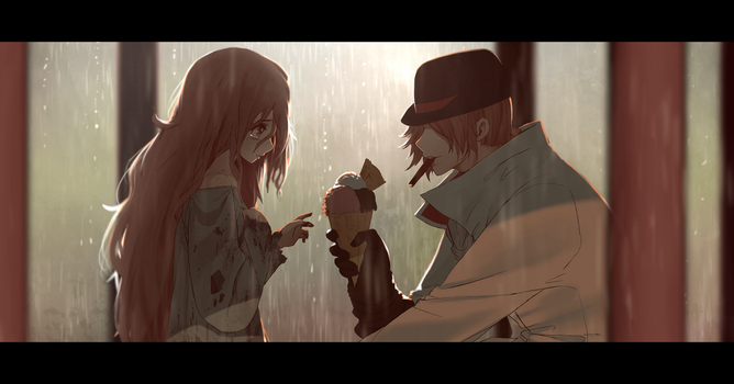 Ice cream by dishwasher1910