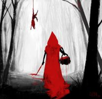 Red riding hood gone rampage(low) by edsfox