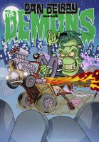 Dan Delray and the Demons by DerekL