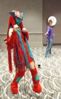 Deoxys Destroyer of Worlds by QPUPcosplay