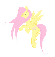 Fluttershy Singing by Unicorniness