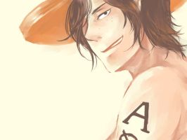 Ace by ichi23