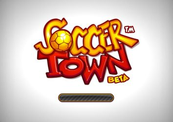 Soccer Town Loading by space-ghost