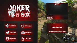 JokerInABox Twitch Revamp by infemeth