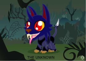 The Unknown (Chibi Style) by PonyAdler86