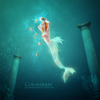 Treasures Of The Sea by Corvinerium