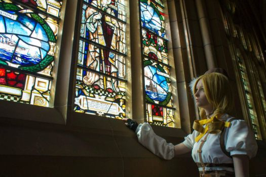 Madoka: If there is a God.... by Alice-of--spades