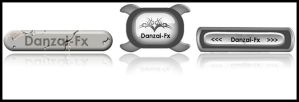 some web 2.0 buttons by saikyom
