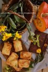Pumpkin french pockets by SunnySpring