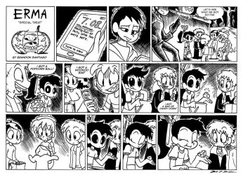 Erma- Special Treat by OUTCASTComix