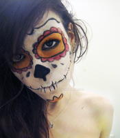 Chica Muerta by ScaryDoll