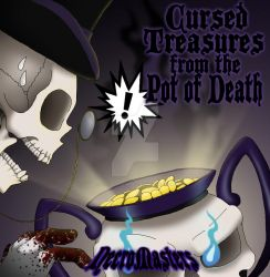 NM - CA - Cursed Treasures from the Pot of Death by PlayboyVampire