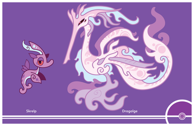 Pokemon #690-691 by Cosmopoliturtle