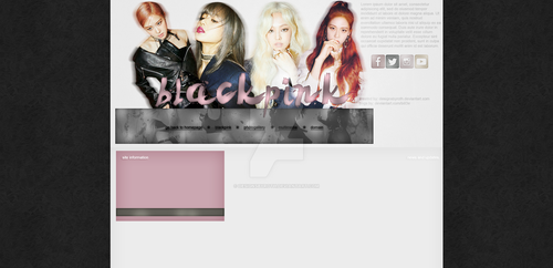 free design ft. BLACKPINK by designsbyroth