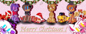 Merry Christmas ~ by InesTheLostAngel