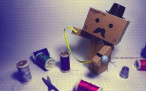 Mr Danbo: the couturier 2 by eivven