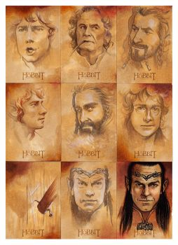 The Hobbit: An Unexpected Journey (part 6) by studiomia