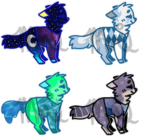 [OTA] Sweater Cats 2 -4/4 OPEN- by MiaouMixAdopts