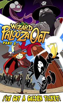WIZARD PALOOZA OCT - Audition Cover by Zeurel